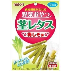 メーカー・ブランド:なとり  内容量:16g×10袋  原材料:乾燥茎レタス、砂糖、梅肉、しそ、食塩...