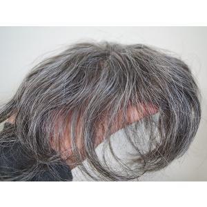 ふわりーせお 102 女性用トップピース 軽いウイッグ 自然仕上げ ハンドメイド|super-hair-seo