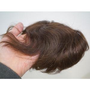 ふわりーせお103 女性用トップピース  軽いウイッグ 自然仕上げ ハンドメイド|super-hair-seo