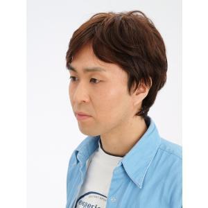 マニッシュ・レイヤー 軽いウイッグ 自然仕上げ ハンドメイド ご来店で調整カット付き 医療用|super-hair-seo