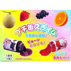 プチ缶スライム(12個)