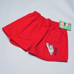 峰竜太 いちずパンツは、信州飯田医王山大巌寺にて祈願していただいた開運パンツです。 赤色は勝負運を強...