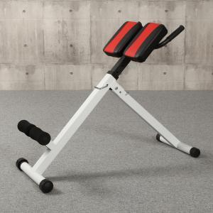 IROTEC(アイロテック)バックエクスベンチ/背筋 トレーニングマシン 筋トレ 器具 健康器具 筋トレ 体幹 ダイエット器具 トレーニング器具 ダンベル 背筋矯正|super-sports