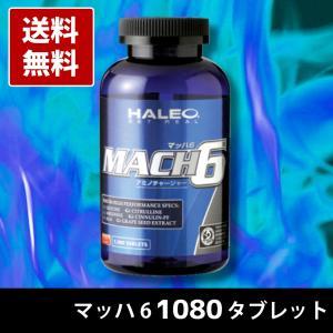 HALEO(ハレオ) マッハ6 1080タブレット|super-sports