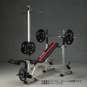 IROTEC(アイロテック)ハイパーマルチウエイトベンチ /ダンベル・バーベル・ベンチプレス・筋トレ・トレーニング器具・トレーニングマシン