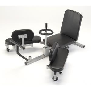 ストレッチ 器具 IROTEC(アイロテック) レッグストレッチャー / 開脚 ヨガ 健康器具 ダイエット器具 骨盤 股関節 姿勢矯正|super-sports