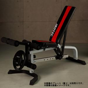 IROTEC(アイロテック)マルチポジションベンチ/ベンチプレス ダンベル トレーニング器具 バーベル 筋トレ 器具 ホームジム トレーニングマシン 自宅