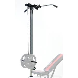 IROTEC(アイロテック)マルチポジションベンチ専用ラットプオション/ ダンベル・バーベル・インクラインベンチ・フラットベンチ