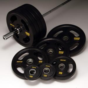 IROTEC(アイロテック)オリンピックラバーバーベル 254KGセット/ベンチプレス トレーニング器具 筋トレ ダンベル|super-sports