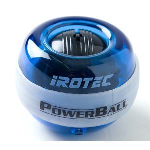 IROTEC(アイロテック)POWER BALL WH(パワーボールホワイト)/筋トレ 器具 トレーニング器具 握力 前腕 健康器具