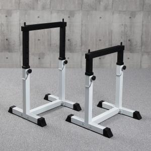 IROTEC(アイロテック)セイフティラックワイドタイプ / バーベル・ダンベル・トレーニング器具・筋トレ・ベンチプレス