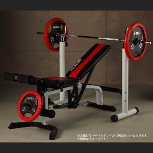 ベンチプレス IROTEC(アイロテック)ホームビルダーコンポーネントR100/ダンベル 筋トレ トレーニング器具 スクワットラック インクラインベンチ|super-sports