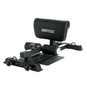 IROTEC(アイロテック)シシースクワットWOT/筋トレ グッズ 筋トレ器具 スクワットベンチプレス トレーニングマシン ホームジム バーベル トレーニング器具
