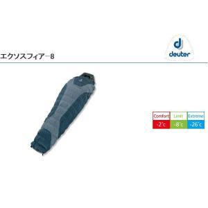 ドイター エクソスフィア -8 ・即納 DS37660-4140|superbush