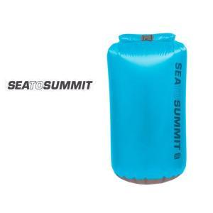ウルトラシル ドライサック 20L ブルー ・シートゥサミット (SEA TO SUMMIT)|superbush
