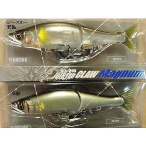 ガンクラフト ジョインテッドクローマグナム 230 フローティング|superbush