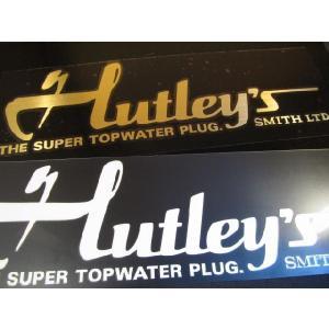 ハトリーズ ロゴ 切文字ステッカー|superbush