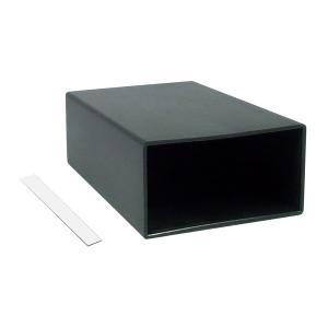 槌屋ヤック/YAC 1DINボックス用インナーケース 軟質素材 携帯・スマホに VP-D5/ supercal-store