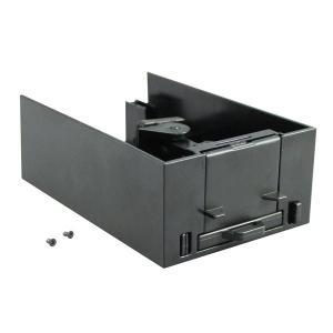 槌屋ヤック/YAC 1DINボックス用収納式モニター基台 PND/タブレット等に VP-D9/ supercal-store