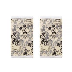 メール便可|ナポレックス:ディズニー/Disney ミッキー ベルトカバー リバーシブル仕様 ベビーカーや抱っこひもに/BD-127|supercal-store