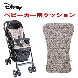 ディズニー/Disney ミッキー クッションマット ベビーカー用 オールシーズン対応 丸洗いOK/ナポレックス:BD-135|supercal-store