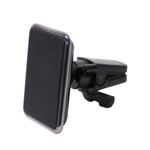 スマホホルダー マグネット ブラック iPhone アンドロイド 手軽なのに安定/ミラリード PH-1713 supercal-store