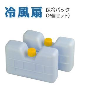 冷風扇  専用保冷剤2個セット|supereagle