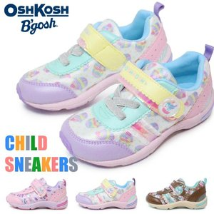 オシュコシュ キッズ スニーカー C384 子供靴 キッズスニーカー 女の子 OSHKOSH|superfoot