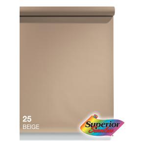 BPS-2705 スーペリア背景紙 2.72x5.5m #25ベイジュ|superior