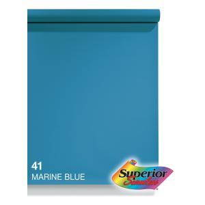 BPS-2711 スーペリア背景紙 2.72x11m #41マリンブルー superior