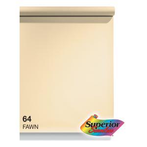 BPS-2711 スーペリア背景紙 2.72x11m #64ファウン|superior