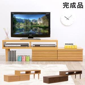 完成品 テレビ台 テレビボード 収納 CALF カーフ|superkagu