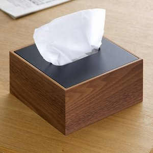 日本製 ティッシュケース ボックス ハーフサイズ ホテルズ 木製|superkagu
