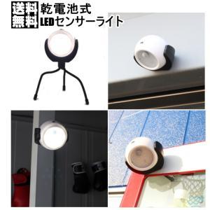 【4657】☆8 送料無料 LEDセンサーライト pikazou ピカゾウ (照明・防犯・節電) superkid