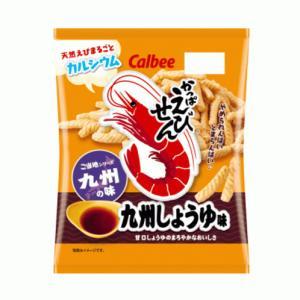 【6310】☆7【送料無料】 カルビー かっぱえびせん 九州しょうゆ 70gx12袋(1ケース)|superkid