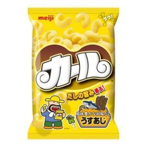 【6310】☆7 カール うすあじ 68g×10袋(1ケース)明治製菓 |superkid