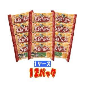 【6310】☆8 木村 五穀で元気 3枚入12袋×12パック(1ケース)|superkid