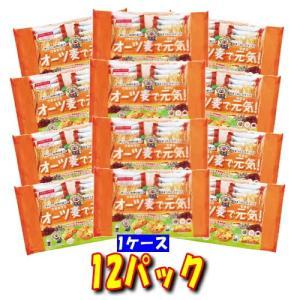 【6310】☆8 木村 オーツ麦で元気  18枚入り(1枚15g)×12パック(1ケース)|superkid