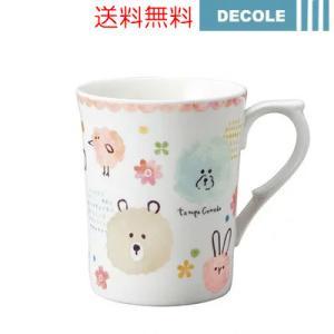 【2841】☆7 デコレ DECOLE マグカップ ピンク TC-37571 誕生日 プレゼント 贈り物 ポイント消化 プチプラ コップ superkid