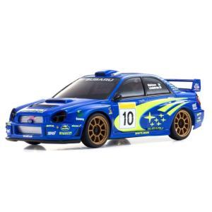 MZP448WR  ASC MA020N SUBARU Impreza WRC 2002|superrc