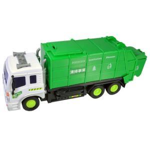 WT-WV-1  童友社 はたらく車両 ゴミ収集車 superrc