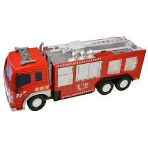 WT-FE-1  童友社 はたらく車両 化学消防車 superrc