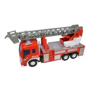 WT-FE-2  童友社 はたらく車両 はしご消防車 superrc