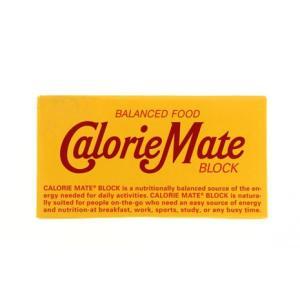カロリーメイト(CalorieMate) カロリーメイトブロック 2本入 チョコレート味 (メンズ、...