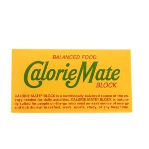 カロリーメイト(CalorieMate) カロリーメイトブロック 2本入 フルーツ味 (メンズ、レデ...