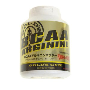 ゴールドジム(GOLD'S GYM) BCAA アルギニンパ...
