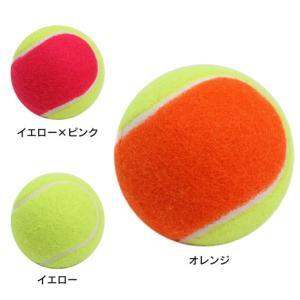 エックス チームスポーツ(X-TEAM SP) 硬式用テニスノンプレッシャーボール 738XTT14KJPB/OG (Men's、Lady's、Jr)