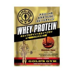 ゴールドジム(GOLD'S GYM) ホエイプロテイン チョコレート風味 720g F5572 計量...