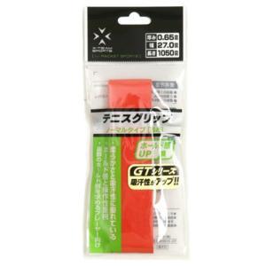 エックス チームスポーツ(X-TEAM SP) テニスグリップテープ ノーマルタイプ 738G2UX004 RED (Men's、Lady's、Jr)