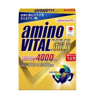 アミノバイタル(amino VITAL) アミノバイタル GOLD 必須アミノ酸4000mg 14本...